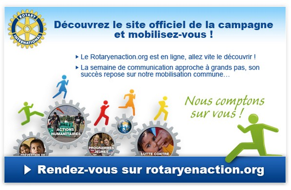 rotary en action