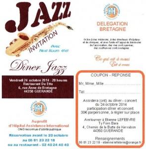 Jazz 24 octobre 2014